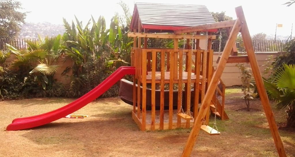 Playground Slides - Fibre Glass and Resins Uganda - UEL Resins