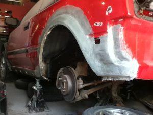 Fiberglass Repair in Uganda