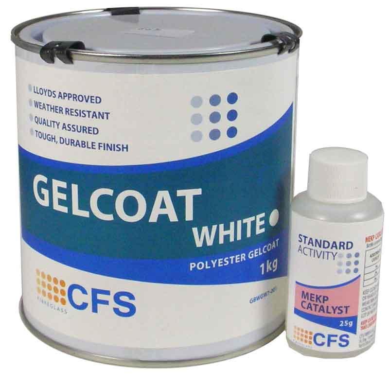 Gel Coat White Uganda