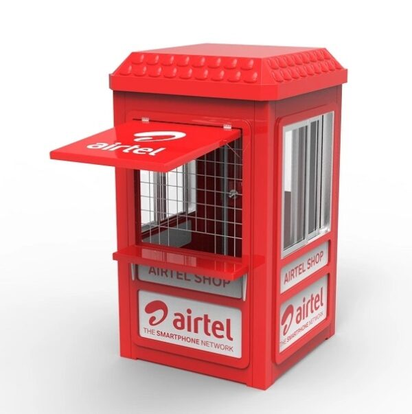 Kiosk making and Fabrication in Kampala Uganda