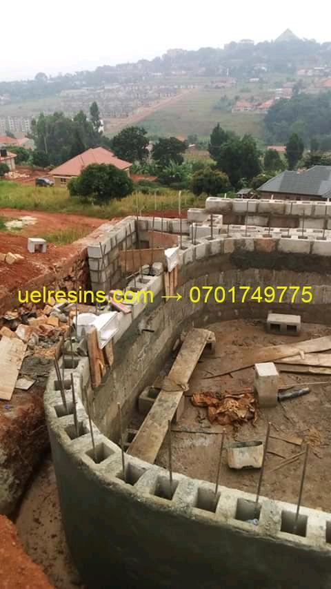 Swimming Pool Construction Services in Kampala, Uganda