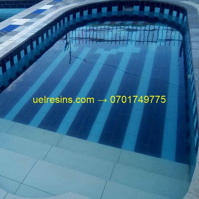 Swimming Pool Construction Services in Kampala Uganda