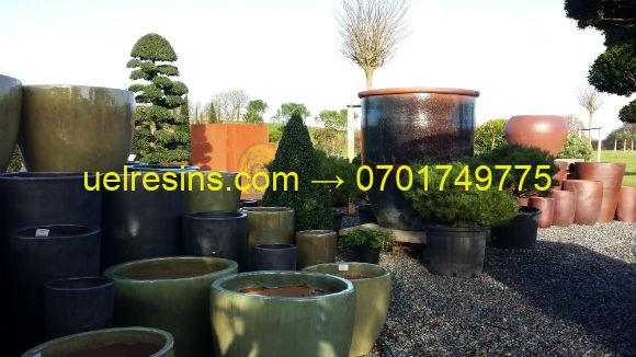 GRP Resin Planters and Pots in Uganda