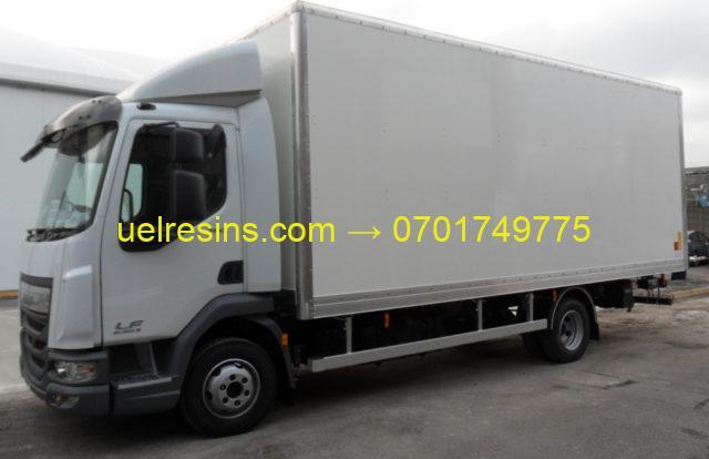 Box Body Truck Body Works