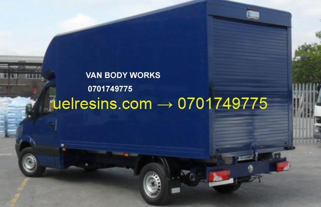 Box Body Van and Truck Body Works