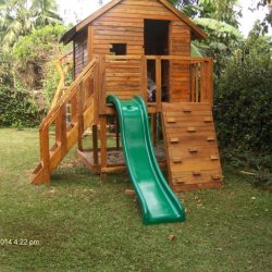 Playground or Pool Side Slide