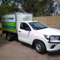 Refrigerated Pickup Truck Body