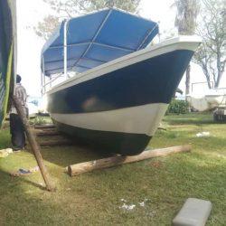 Fibreglass Boat Building in Kampala - Uganda - UEL Resins and Fibreglass - uelresins.com