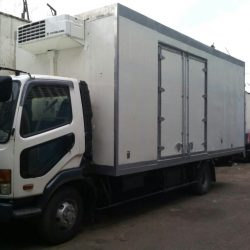 Refigerated Truck Body