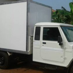 Insulated Truck Body